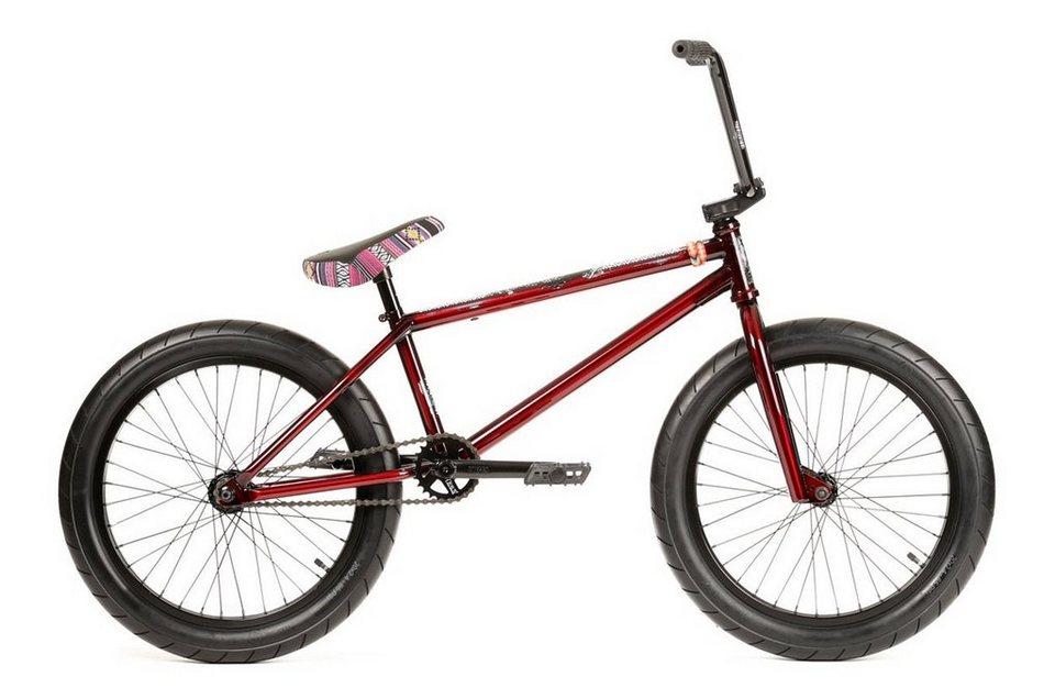 Stereo Bikes Fahrrad »Plug In« in rot
