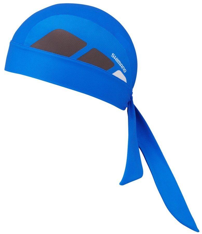 Shimano Hut »Print Bandana« in blau