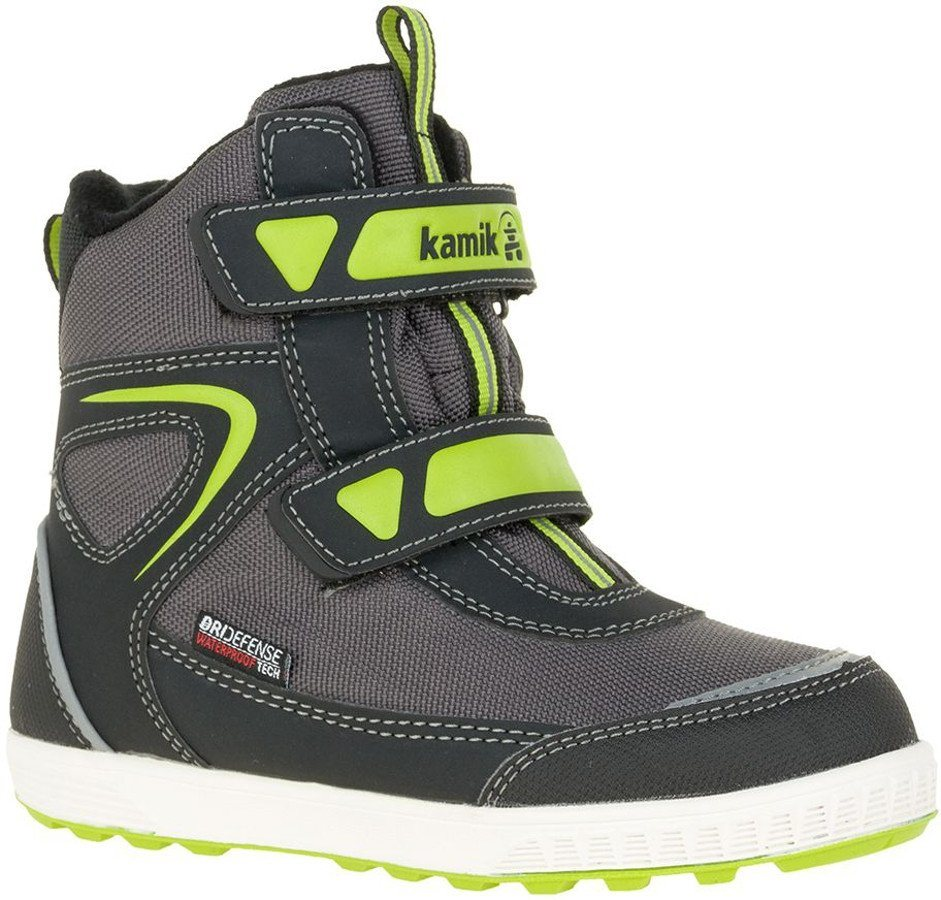 Kamik Stiefel »Harlow Winter Boots Kids« in grau
