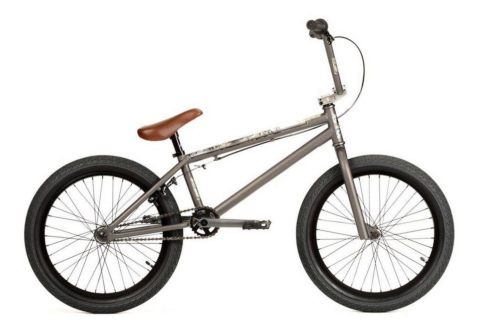 Stereo Bikes Fahrrad »Woofer« in grau