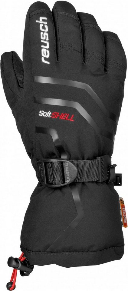 Reusch Handschuh »Down Spirit GTX Gloves Juniors« in schwarz