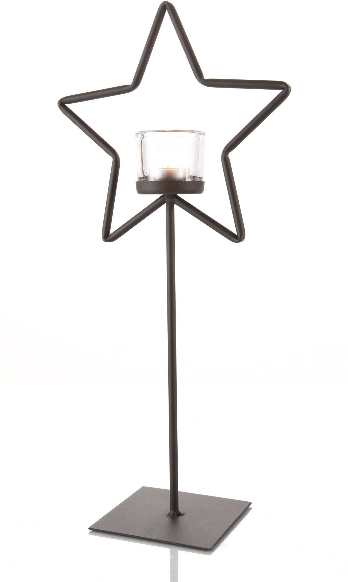 WMG Windlicht, »Stern«