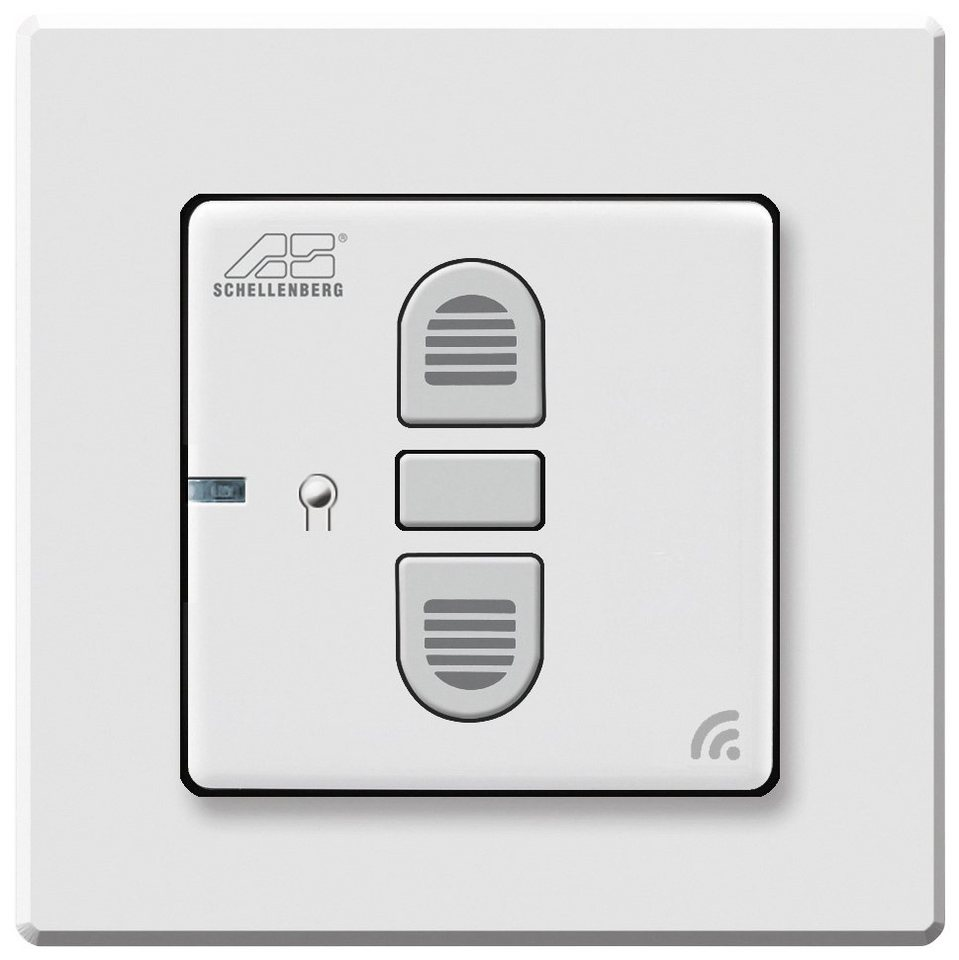 Funk-Schalter »20030«, Unterputz, Funk Smart Home in weiß