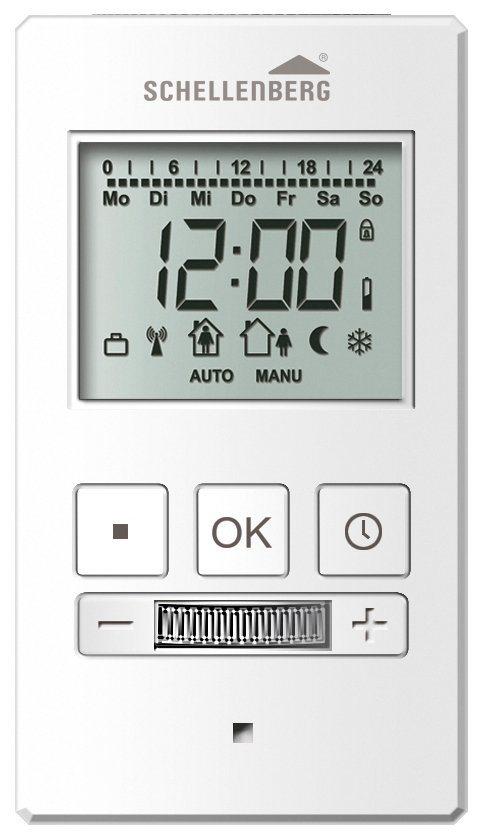 Heizkörperthermostat »21001«, Funk Smart Home in weiß