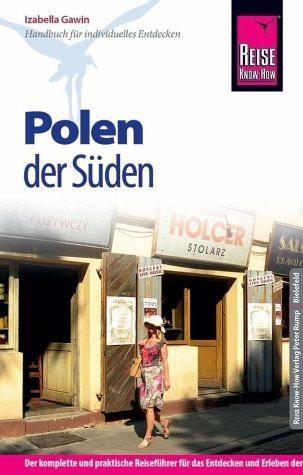 Broschiertes Buch »Reise Know-How Polen - der Süden«