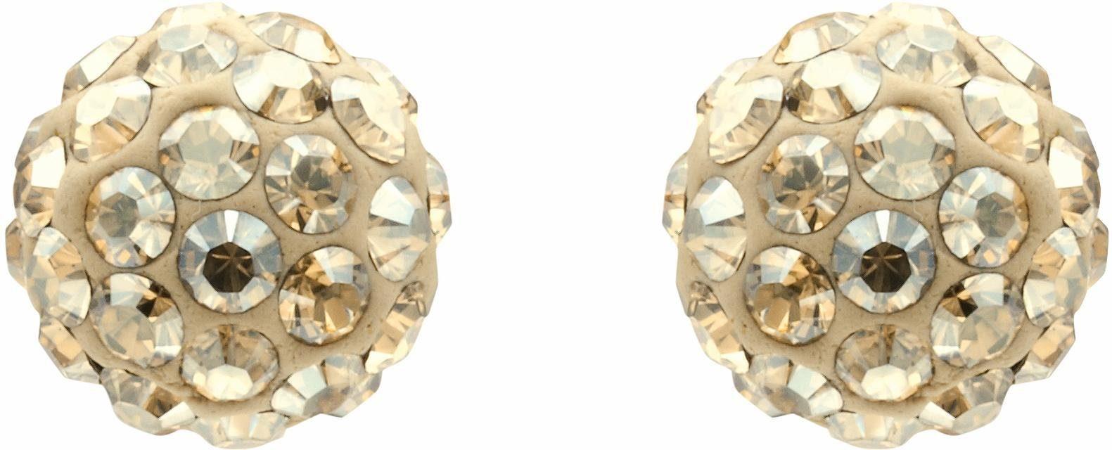 Lolaandgrace Paar Ohrstecker »RIO MINI STUDS, 5066964«, mit Swarovski® Kristallen