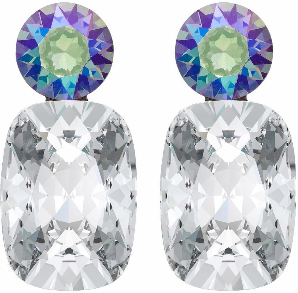Lolaandgrace Paar Ohrstecker »GLAM DROPS, 5251734«, mit Swarovski® Kristallen