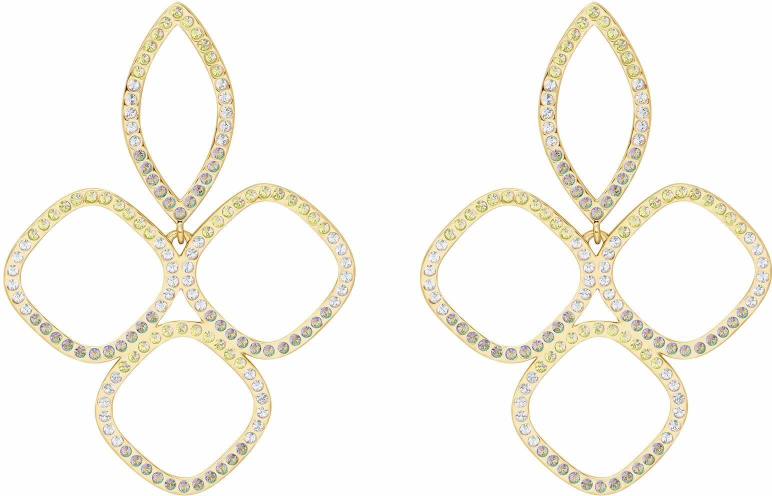 Lolaandgrace Paar Ohrstecker »CAPRI EARRINGS, 5251961« mit Swarovski® Kristallen