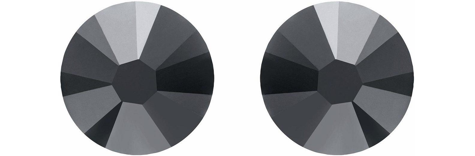 Lolaandgrace Paar Ohrstecker »STONE SIMPLE STUDS, 5006938« mit Swarovski® Kristallen