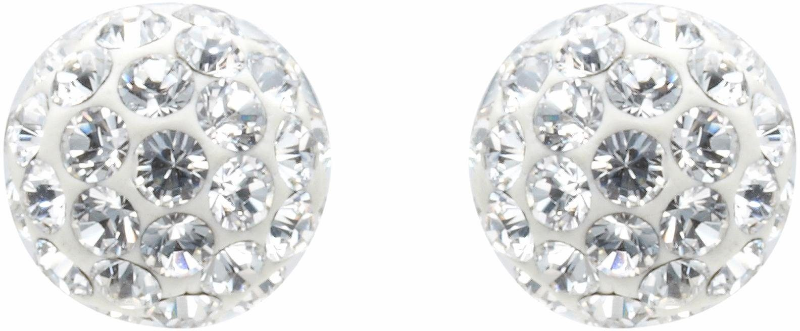 Lolaandgrace Paar Ohrstecker »RIO MINI STUDS, 5066961« mit Swarovski® Kristallen