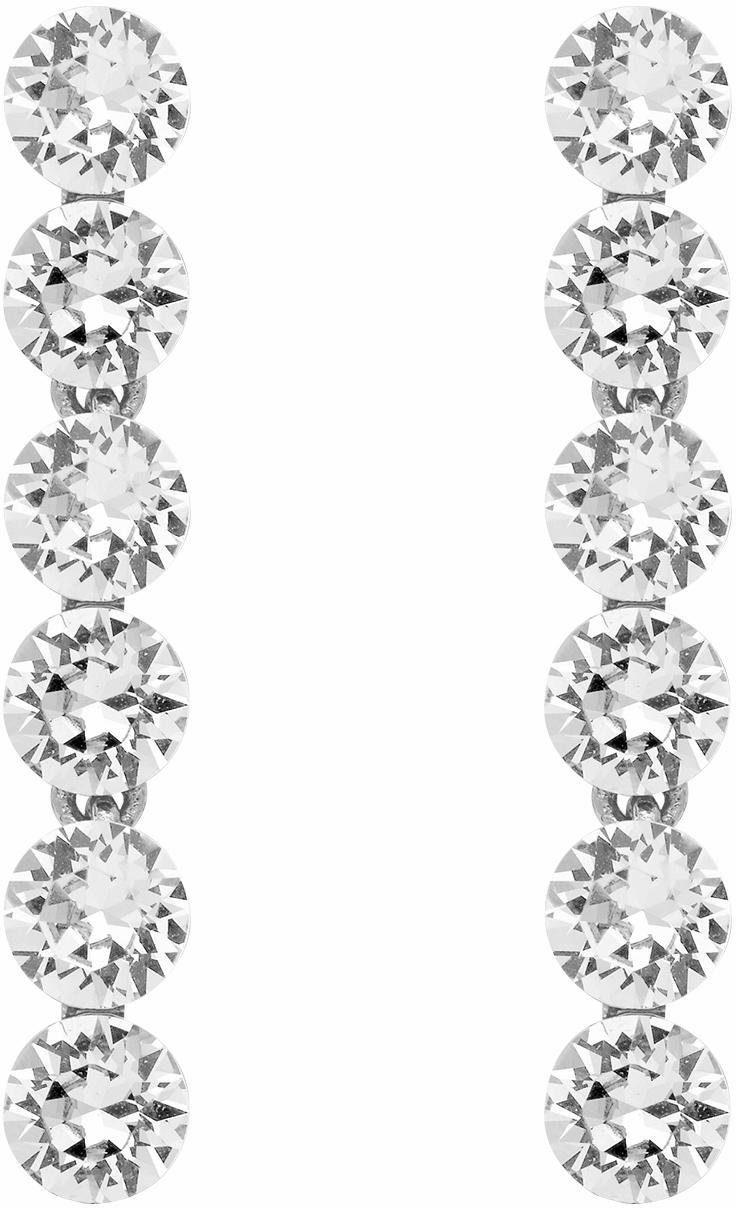 Lolaandgrace Paar Ohrstecker »PALACE EARRINGS, 5251846«, mit Swarovski® Kristallen