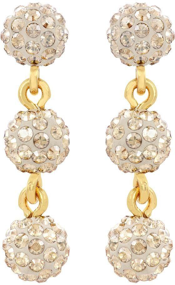 Lolaandgrace Paar Ohrstecker »RIO TRIO EARRINGS, 5182993« mit Swarovski® Kristallen