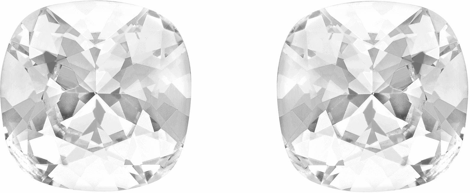 Lolaandgrace Paar Ohrstecker »GEM STUDS, 1158204«, mit Swarovski® Kristallen
