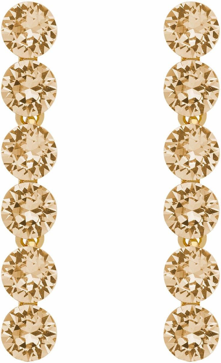 Lolaandgrace Paar Ohrstecker »PALACE EARRINGS, 5251850«, mit Swarovski® Kristallen
