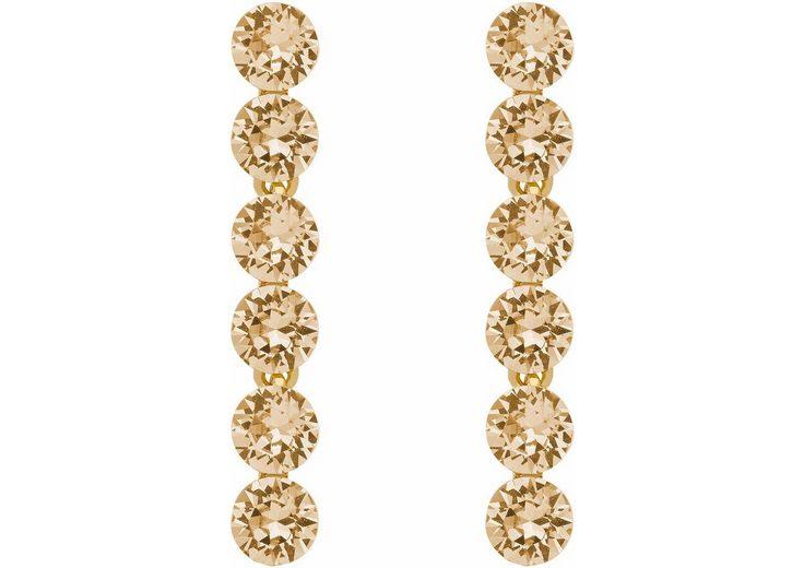 Lolaandgrace Paar Ohrstecker »PALACE EARRINGS, 5251850« mit Swarovski® Kristallen