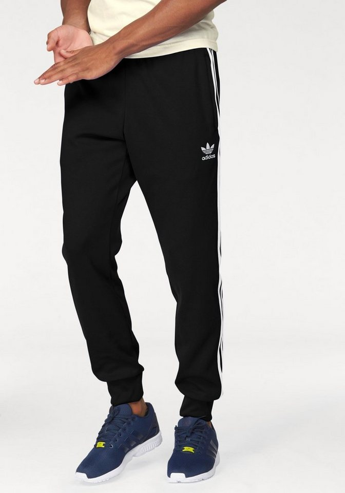 adidas originals trainingshose sst cuffed tp otto. Black Bedroom Furniture Sets. Home Design Ideas