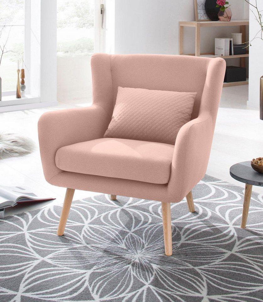 sessel hellrosa williamflooring. Black Bedroom Furniture Sets. Home Design Ideas