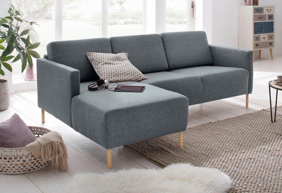 Andas polsterecke flavio online kaufen otto - Ecksofa skandinavisches design ...