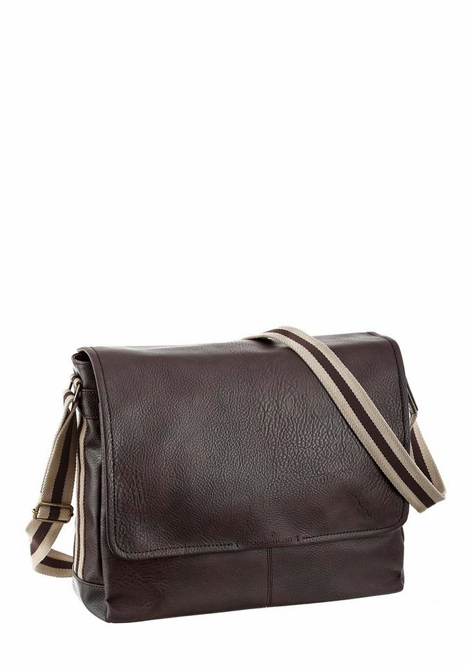 Tom Tailor Umhängetasche »Kentucky«, Crossbody Bag mit verstellbarem  Schultergurt 3be89faf67
