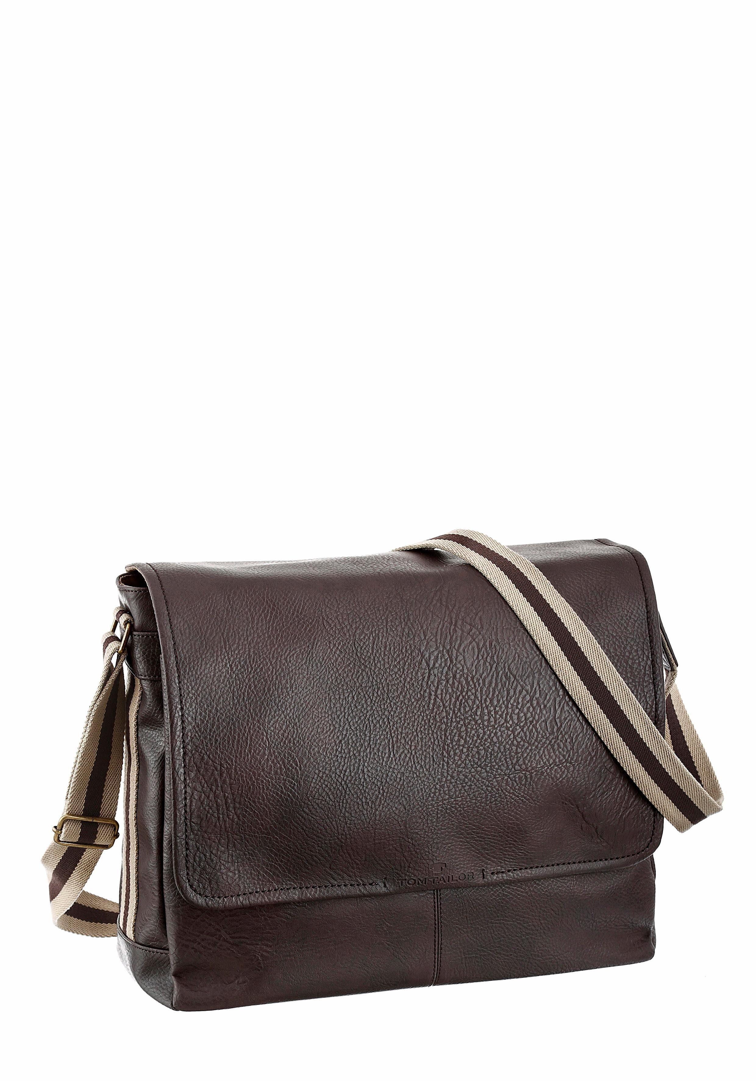 Tom Tailor Umhängetasche »Kentucky«, Crossbody Bag mit verstellbarem Schultergurt