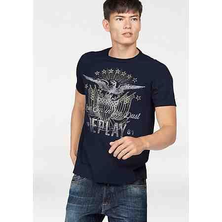 Herren-Shirts. Von Basic bis Blickfang: Shirts im Sale.