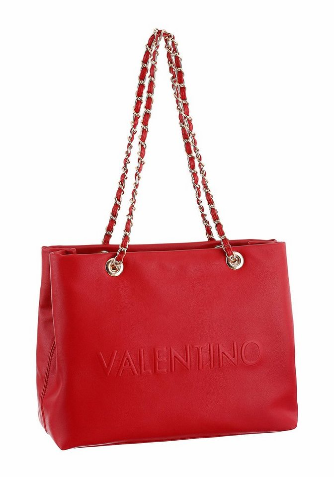 Valentino handbags Schultertasche in rot