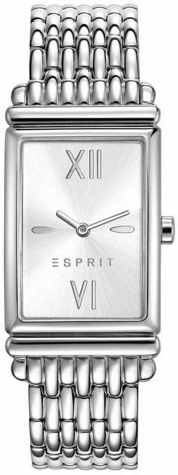 Esprit Quarzuhr »ESPRIT-TP10849 SILVER, ES108492001« in silberfarben