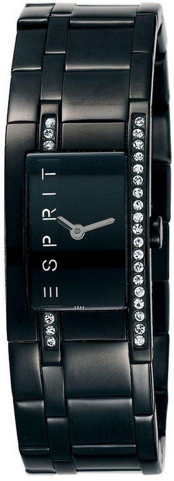 Esprit Quarzuhr »ESPRIT-TP000M0, ES000M02801« in schwarz