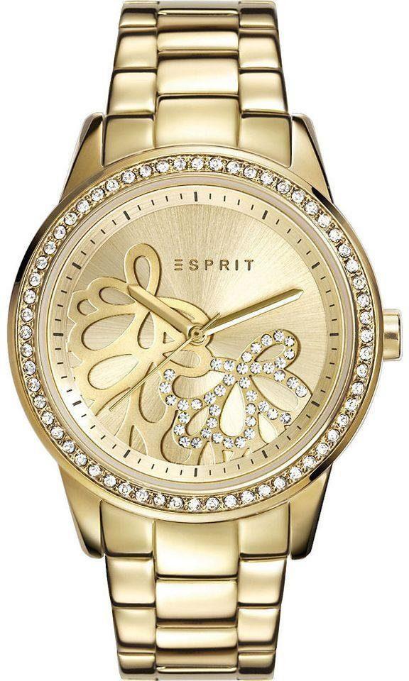 Esprit Quarzuhr »ESPRIT-TP10812 GOLD, ES108122005«