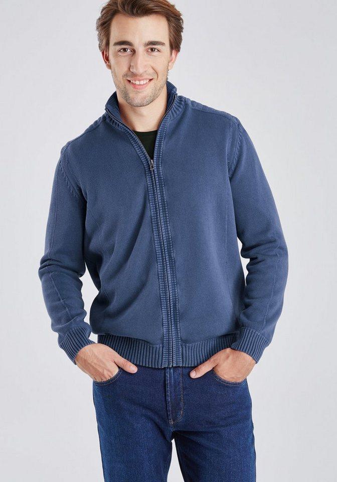 PIONEER Cardigan in blau