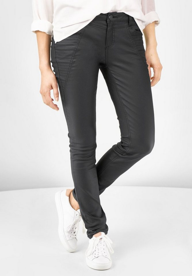 Street One Denim im Slim Fit Rana in Black