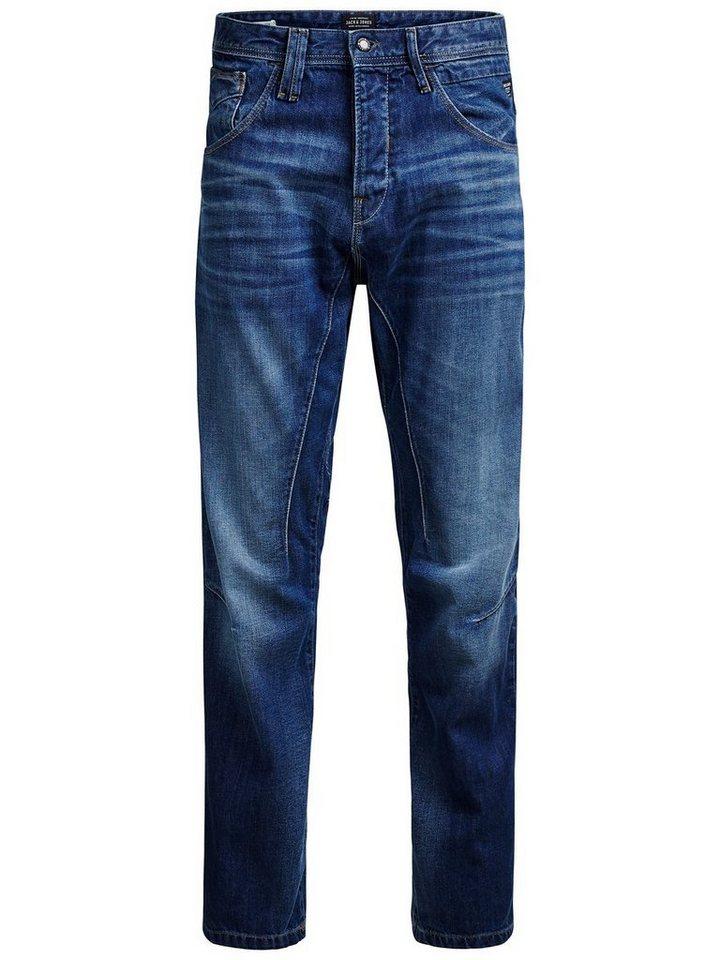 Jack & Jones Stan JJ 990 Anti Fit Jeans in Blue Denim