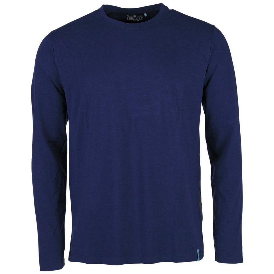 Chiemsee Langarmshirt »OVID« in medieval blue