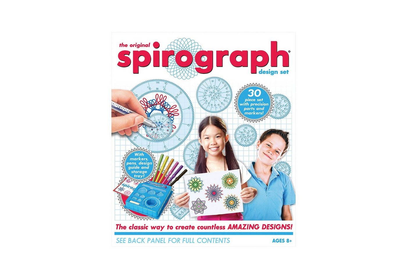 BOTI Spirograph® - Design Set Boxed - Preisvergleich