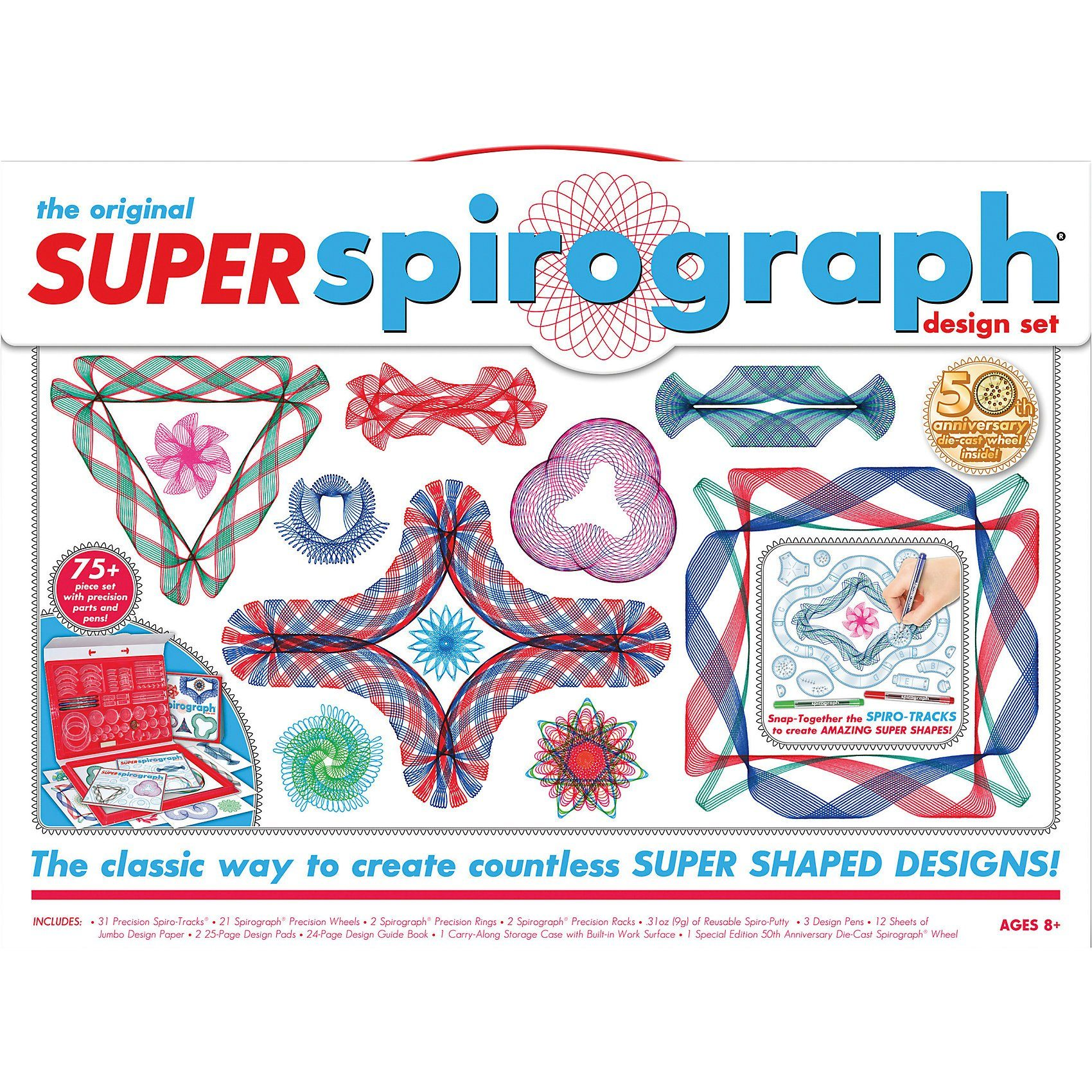 BOTI Spirograph® - Super Kit