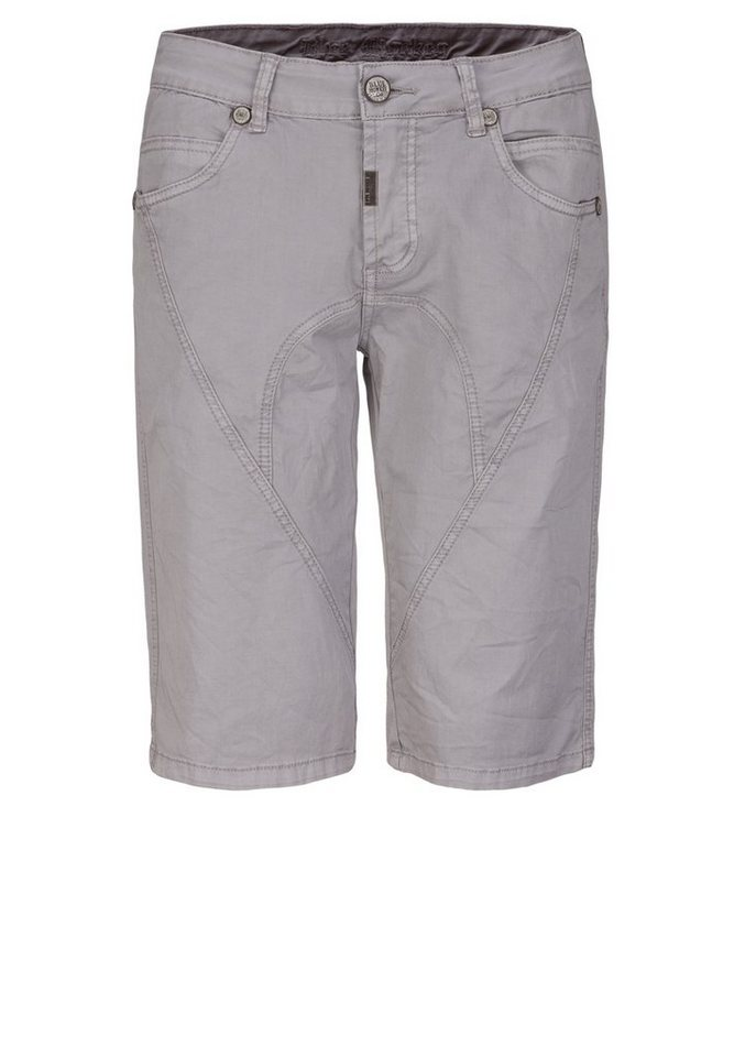 Blue Monkey Shorts »Tad 4300« in grau