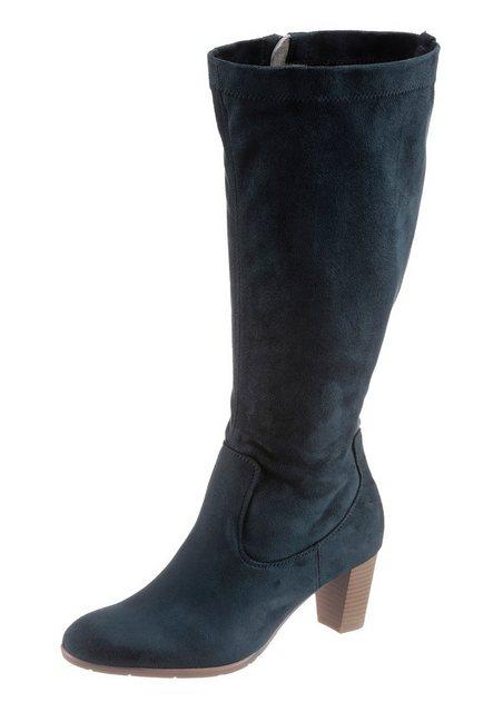 Jenny Weitschaftstiefel mit XL-Schaft | Schuhe > Stiefel > Weitschaftstiefel | Jenny