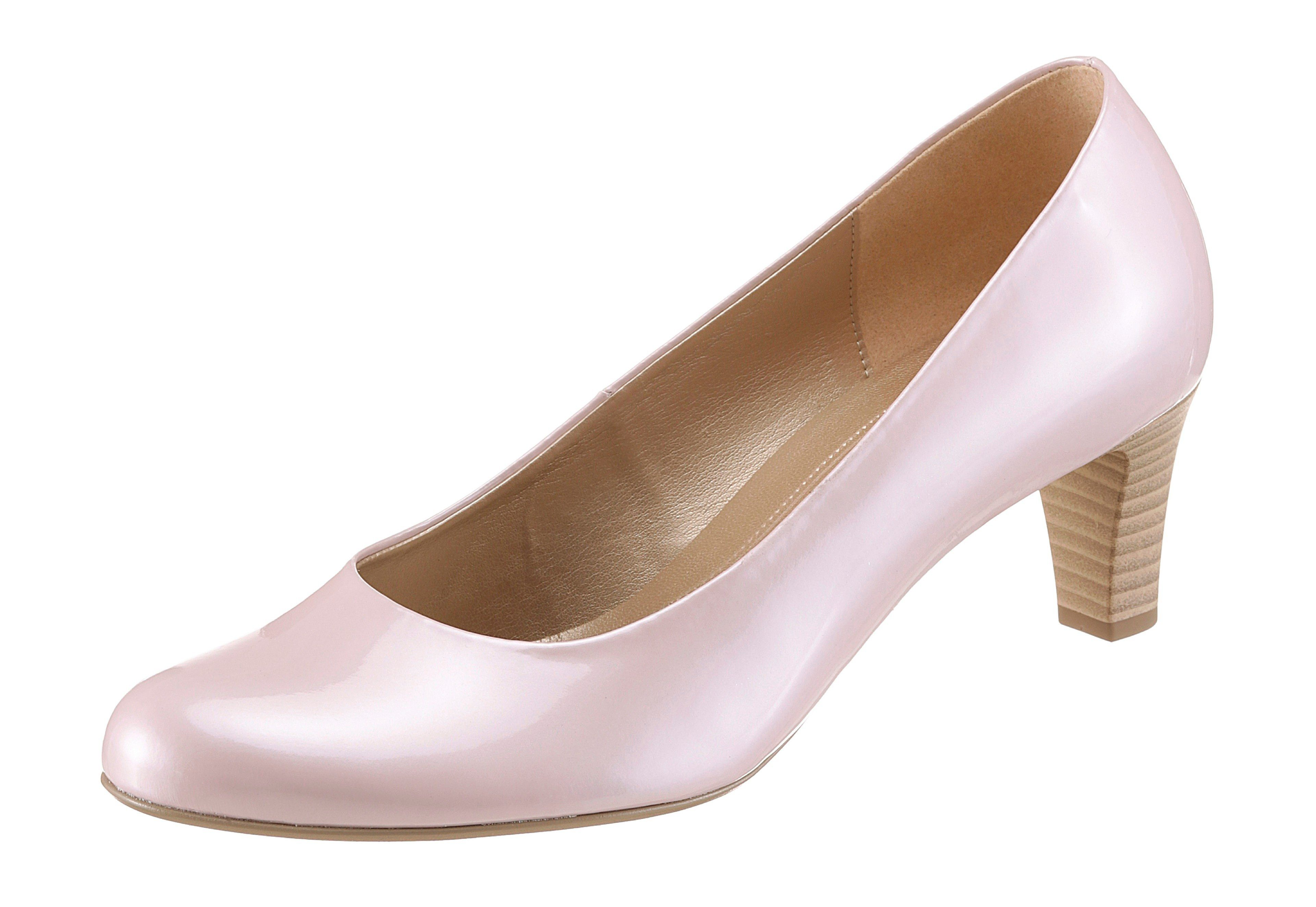 Gabor Pumps, in eleganter Linie online kaufen  rosa