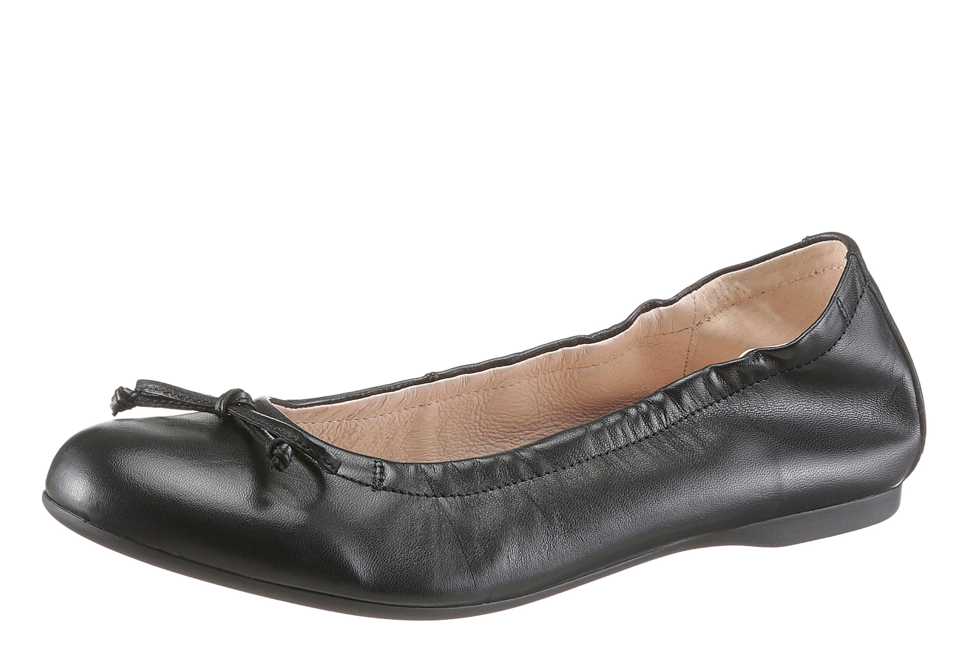 Gabor Ballerina mit Gummizug am Einfass, Zeitloser Ballerina in klassischer Form online kaufen | OTTO
