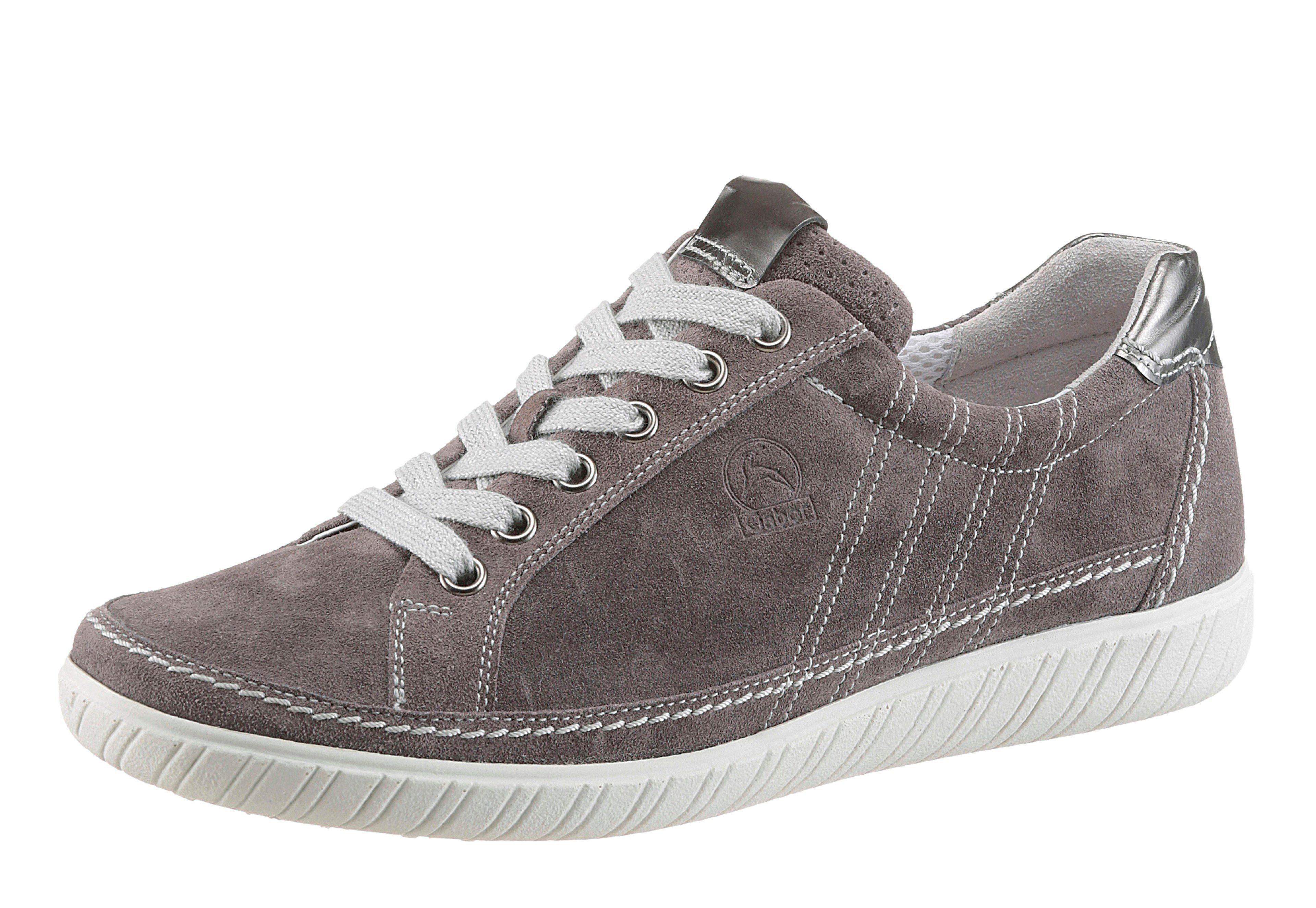 Gabor Sneaker, in Schuhweite G (weit), blau, marine