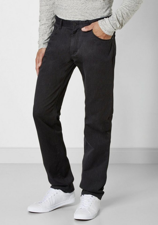 Redpoint Stretch 5-Pocket »Hamilton« in anthra