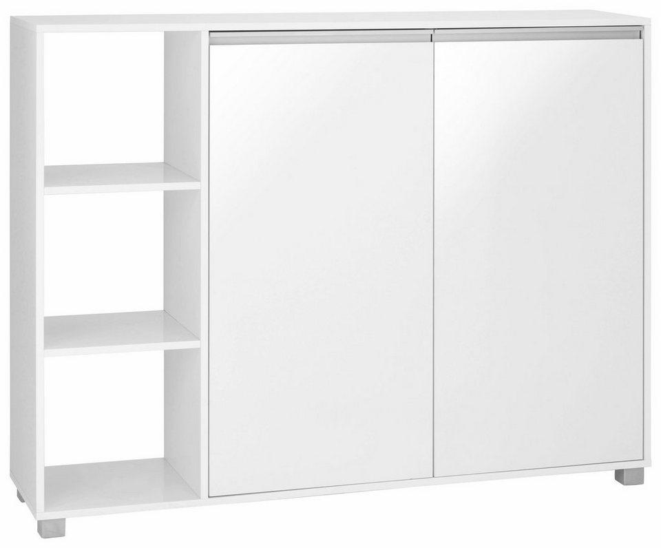 Schildmeyer Schuhregal »Diona« in weiß