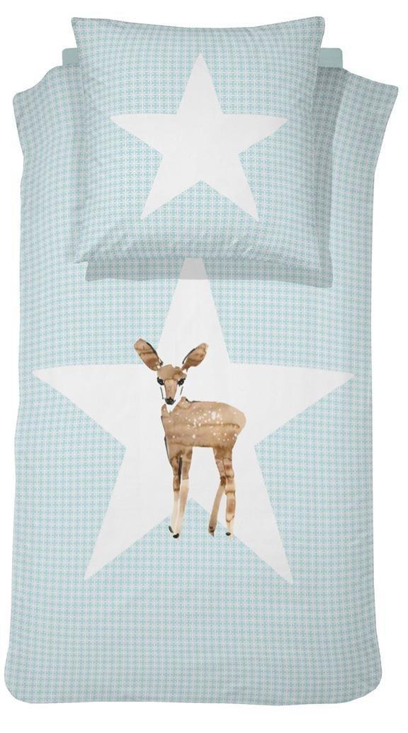 Kinderbettwäsche »Reh«, damai, mit Tiermotiv | Kinderzimmer > Textilien für Kinder > Kinderbettwäsche | damai