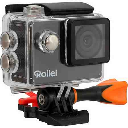 Rollei Actioncam 425 Set 4K (Ultra-HD) Actioncam, WLAN inkl. Rollei Outdoor-Set