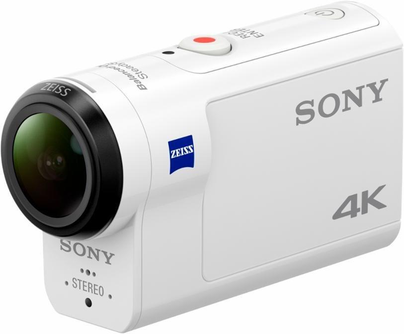 Sony FDR-X3000RFDI 4K (Ultra-HD) Actioncam, GPS, WLAN, NFC ...