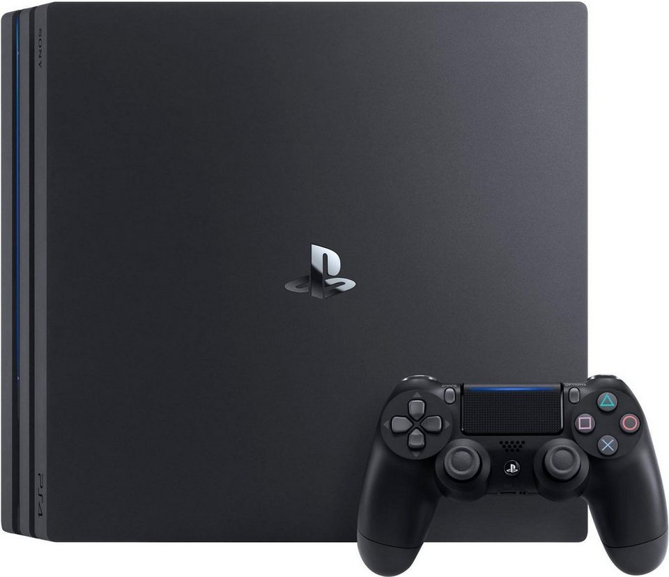playstation 4 ps4 pro 1tb online kaufen otto. Black Bedroom Furniture Sets. Home Design Ideas