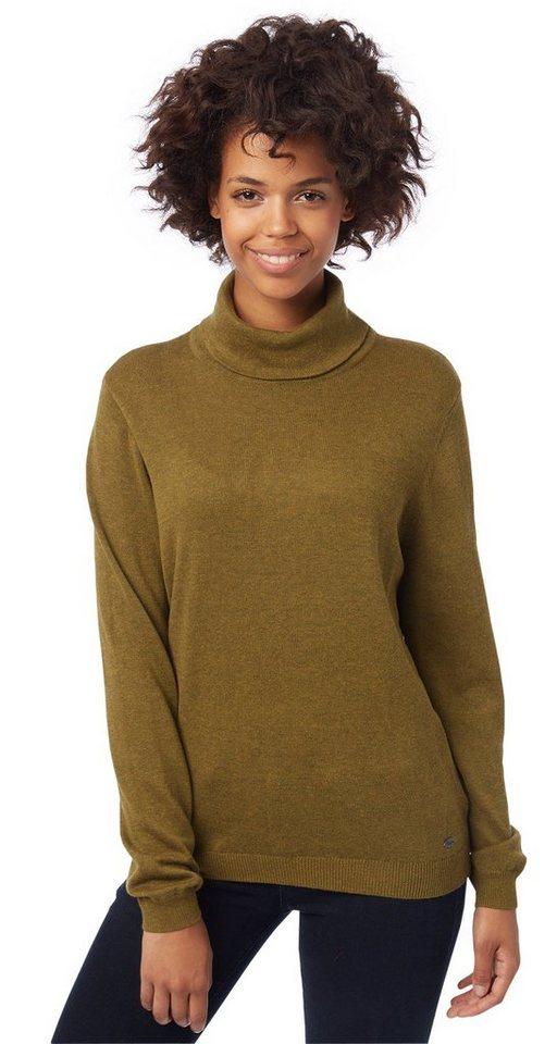 tom tailor denim pullover rollkragen pullover otto. Black Bedroom Furniture Sets. Home Design Ideas