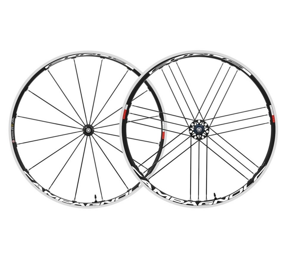 CAMPAGNOLO Laufrad »Eurus LRS 2 Way Fit Campa Body«