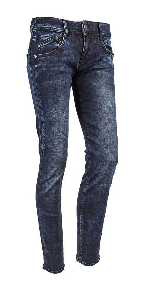 herrlicher jeans gila slim denim stretch kaufen otto. Black Bedroom Furniture Sets. Home Design Ideas