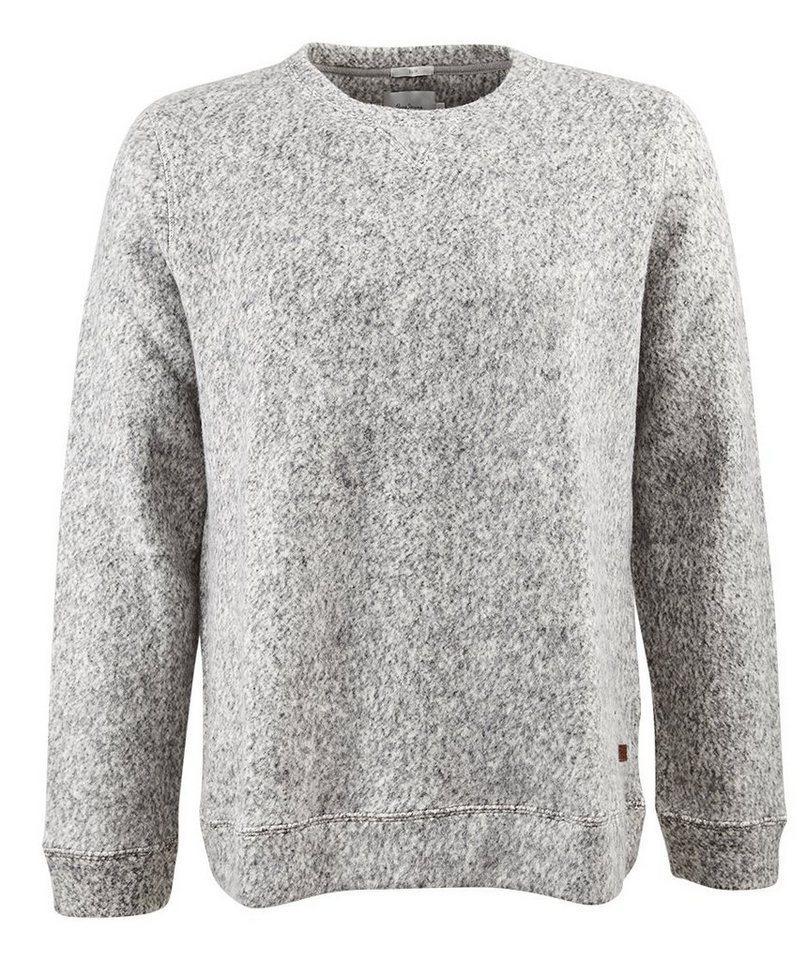 Pepe Jeans Sweatshirt »TAILORS« in grau